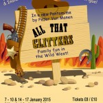 All That Glitters Pantomime at Courtyard Theatre Surrey