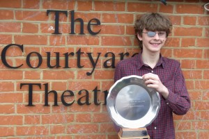 Keely Plate Winner - Jonathan Neary