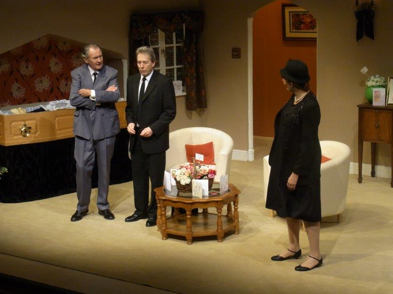 Wife After Death Chipstead Players Courtyard Theatre