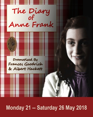 Anne Frank - leaflet v2