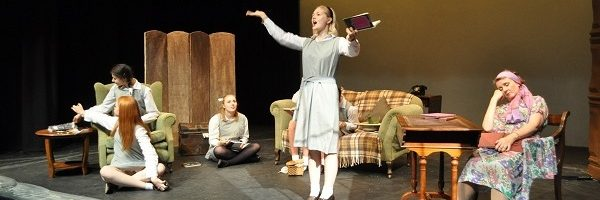 The Children's Hour, Courtyard Theatre, Chipstead