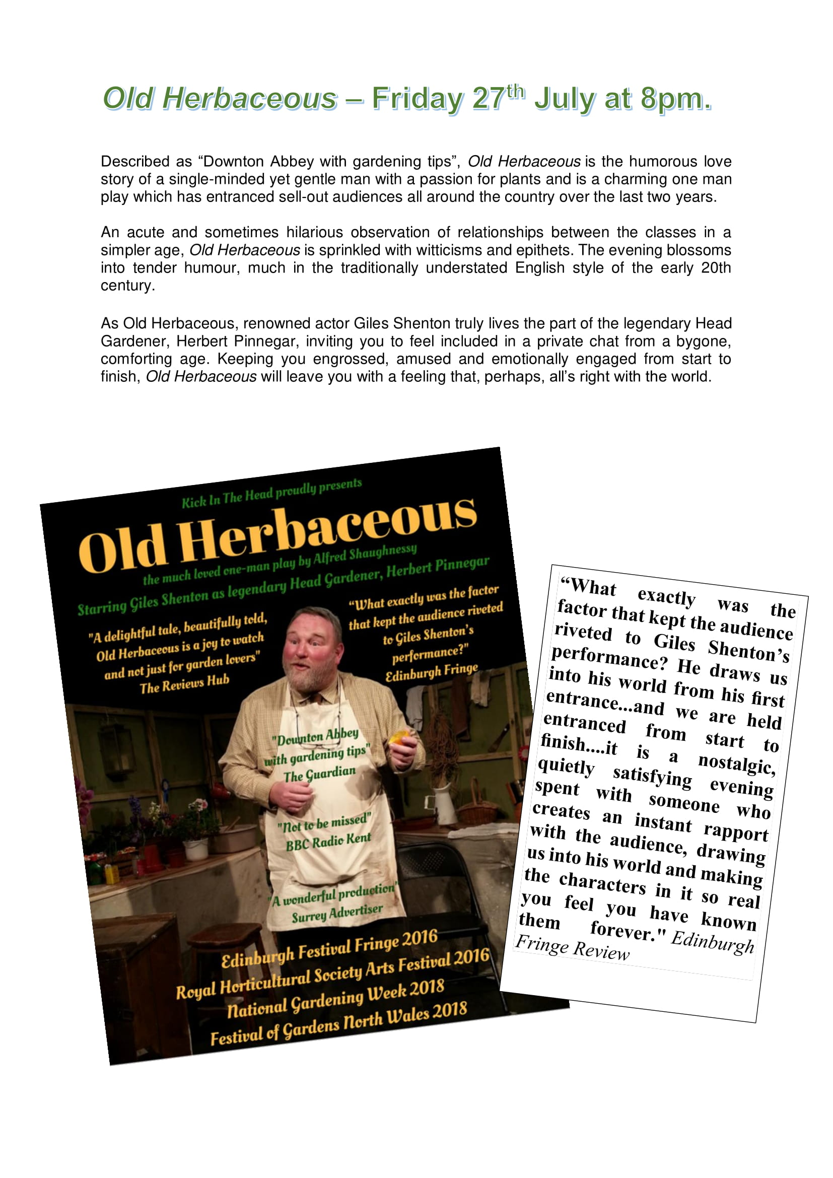 Old Herbaceous flyer-1